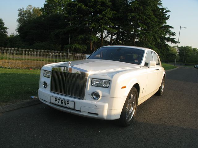 wedding car to hire